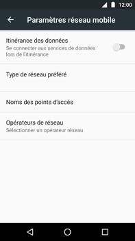 Motorola Moto Z Play - Internet - Configuration manuelle - Étape 8