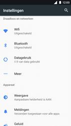 Nokia 6 (TA-1033) - Bluetooth - Aanzetten - Stap 3