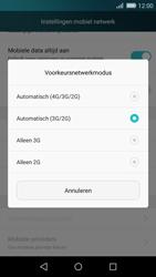 Huawei P8 Lite - Netwerk - Wijzig netwerkmodus - Stap 6