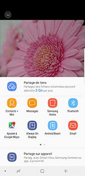 Samsung Galaxy Note 8 - Photos, vidéos, musique - Prendre une photo - Étape 19