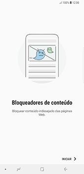 Samsung Galaxy Note 8 - Android Oreo - Internet no telemóvel - Como configurar ligação à internet -  22