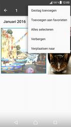 Sony Xperia X (F5121) - Contacten en data - Foto