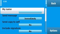 Nokia N97 - E-mail - Manual configuration - Step 29