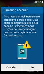 Samsung Galaxy Core II - Primeiros passos - Como ligar o telemóvel pela primeira vez -  15