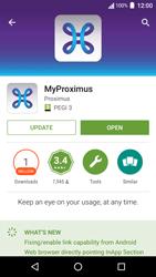 Acer Liquid Zest 4G - Applications - MyProximus - Step 7