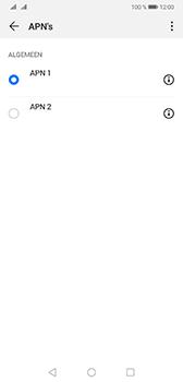Huawei Mate 20 - Internet - handmatig instellen - Stap 16