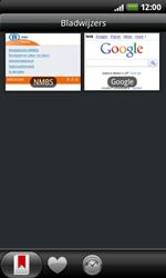 HTC A7272 Desire Z - Internet - internetten - Stap 10