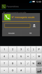 Alcatel OT-7041X Pop C7 - Messagerie vocale - Configuration manuelle - Étape 10