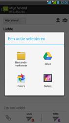 HTC Desire 516 - MMS - Afbeeldingen verzenden - Stap 14