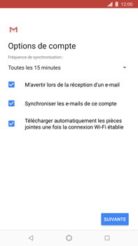 Nokia 8 Sirocco - E-mail - Configuration manuelle (yahoo) - Étape 11
