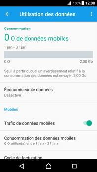 Sony Xperia Z5 Premium - Android Nougat - Internet - activer ou désactiver - Étape 5