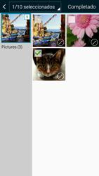 Samsung A500FU Galaxy A5 - Mensajería - Escribir y enviar un mensaje multimedia - Paso 22