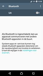 Sony Xperia XZ Premium (G8141) - Bluetooth - Aanzetten - Stap 4