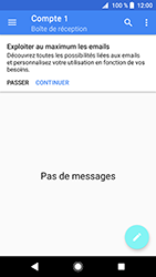 Sony Xperia XZ Premium - Android Oreo - E-mail - envoyer un e-mail - Étape 3