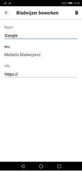 Huawei P20 Pro - Internet - internetten - Stap 9