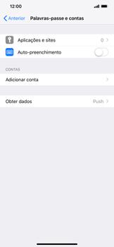 Apple iPhone XR - Email - Adicionar conta de email -  4