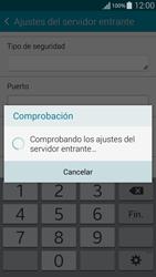 Samsung G850F Galaxy Alpha - E-mail - Configurar correo electrónico - Paso 11