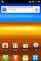 Samsung S5830i Galaxy Ace i - MMS - automatisch instellen - Stap 5