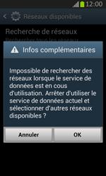 Samsung S7710 Galaxy Xcover 2 - Réseau - utilisation à l'étranger - Étape 10