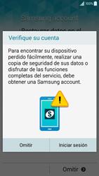 Samsung Galaxy A3 - Primeros pasos - Activar el equipo - Paso 13