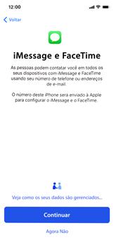 Apple iPhone XR - Primeiros passos - Como ativar seu aparelho - Etapa 21