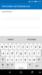 HTC Desire 626 - E-mail - Handmatig Instellen - Stap 9