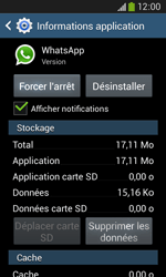 Samsung Galaxy Ace 3 - Applications - Supprimer une application - Étape 7