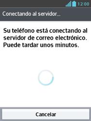 LG Optimus L3 II - E-mail - Configurar correo electrónico - Paso 18