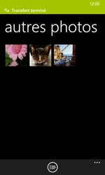 Nokia Lumia 635 - Photos, vidéos, musique - Envoyer une photo via Bluetooth - Étape 13