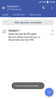HTC U11 - E-mail - Bericht met attachment versturen - Stap 19