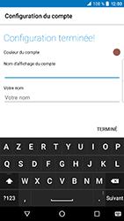 BlackBerry DTEK 50 - E-mail - Configuration manuelle - Étape 27