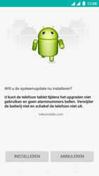 Wiko Rainbow Jam - Dual SIM - Toestel - Software update - Stap 7