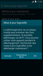 Samsung G900F Galaxy S5 - Appareil - Mises à jour - Étape 8