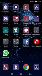 Huawei P10 Lite - Aplicações - Como configurar o WhatsApp -  4