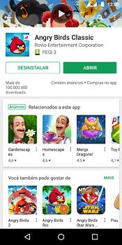 Motorola Moto E5 - Aplicativos - Como baixar aplicativos - Etapa 16