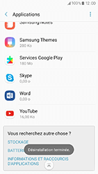 Samsung Galaxy A3 (2017) (A320) - Applications - Supprimer une application - Étape 8