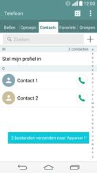 LG G3 4G (LG-D855) - Contacten en data - Contacten overzetten via Bluetooth - Stap 11