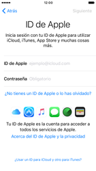 Apple iPhone 6 iOS 10 - Primeros pasos - Activar el equipo - Paso 17