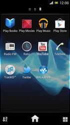 Sony Xperia J - Aplicaciones - Descargar aplicaciones - Paso 3