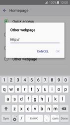 Samsung G903F Galaxy S5 Neo - Internet - Manual configuration - Step 23
