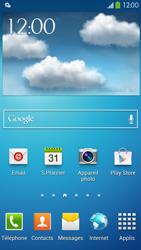 Samsung I9505 Galaxy S IV LTE - MMS - Configuration automatique - Étape 3