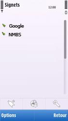 Nokia C5-03 - Internet - navigation sur Internet - Étape 10