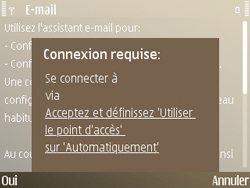 Nokia E72 - E-mail - Configurer l