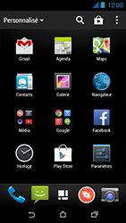 HTC Desire 310 - Internet - Navigation sur Internet - Étape 2