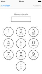 Apple iPhone 5 met iOS 10 (Model A1429) - Beveiliging en ouderlijk toezicht - Hoe wijzig ik mijn SIM PIN-code - Stap 8