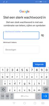 Huawei P30 - Applicaties - Account instellen - Stap 12