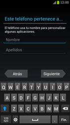 Samsung I9300 Galaxy S III - Primeros pasos - Activar el equipo - Paso 22
