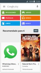 Samsung Galaxy A3 (2016) - Aplicaciones - Descargar aplicaciones - Paso 4