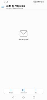 Huawei Y7 (2019) - E-mail - envoyer un e-mail - Étape 2