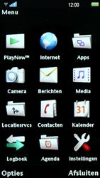 Sony Ericsson U5i Vivaz - MMS - probleem met ontvangen - Stap 3